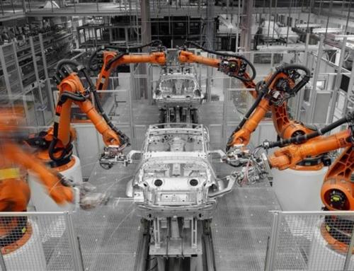 Robots industriels KUKA, des outils qui accompagnent les humains!