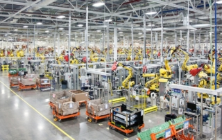 robotisation des emplois