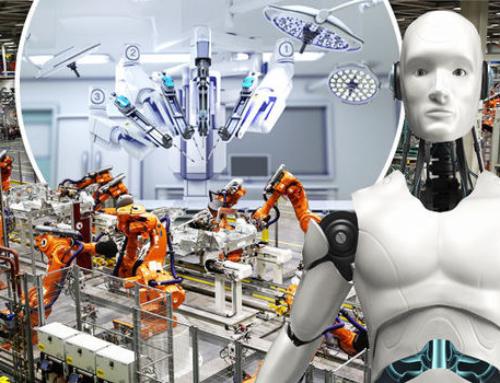 Les robots vont s'approprier 75 millions d'emplois d'ici 2025!