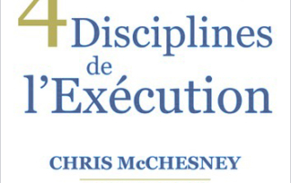 Livre Les 4 disciplines de l'exécution