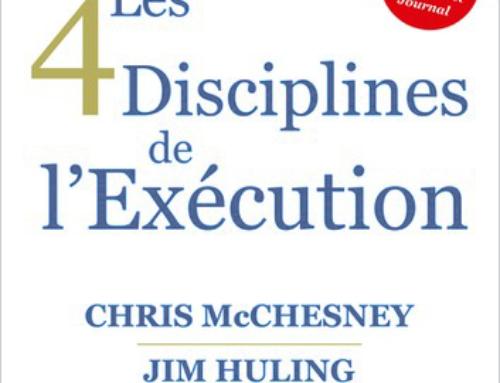 La technique 4DX pour réaliser les objectifs de votre organisation!